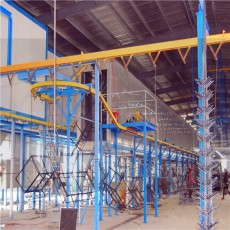 Electrostatic Corona and Tribo Powder Coating Equipment